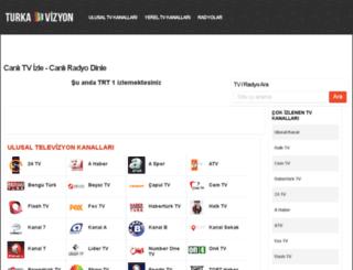 turkavizyon.com screenshot