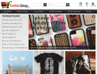 turkazshop.com screenshot