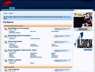 turkbalikavi.com screenshot