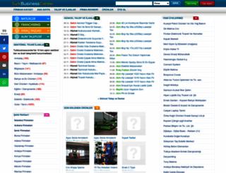 turkbusinesscenter.com screenshot
