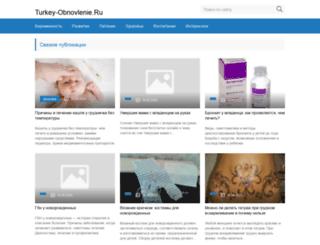 turkey-obnovlenie.ru screenshot