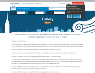 turkey.realigro.com screenshot
