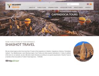 turkeytourstravel.com screenshot