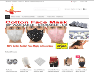 turkish-emporium.com screenshot