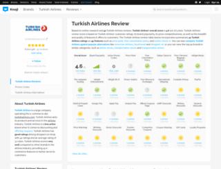 turkishairlines.knoji.com screenshot
