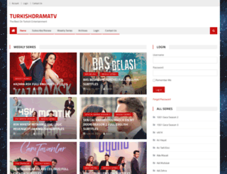 turkishdramatv.com screenshot