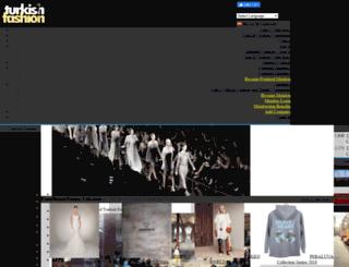 turkishfashion.net screenshot