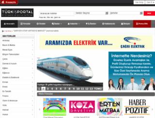 turkisportal.com screenshot