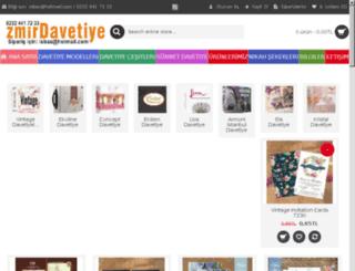 turkiyedavetiyeci.com screenshot