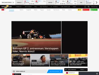 turkiyef1.com screenshot