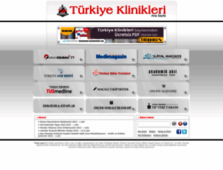 turkiyeklinikleri.com screenshot