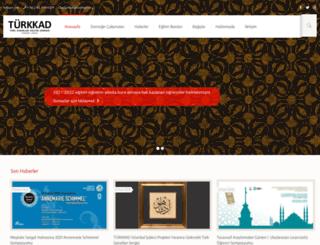 turkkad.org screenshot