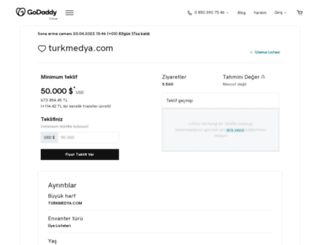 turkmedya.com screenshot