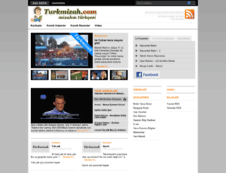 turkmizah.com screenshot