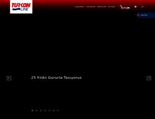 turkon.com screenshot