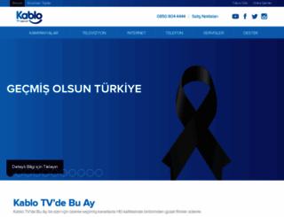 turksatkablo.net screenshot