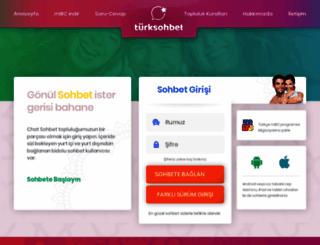 turksohbet.net screenshot