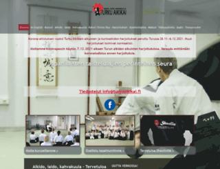 turkuaikikai.fi screenshot