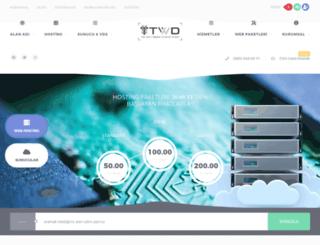 turkwebdizayn.com screenshot