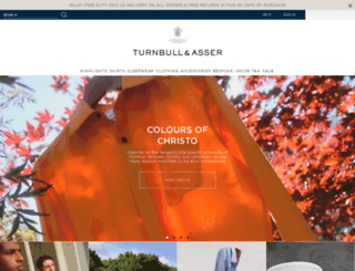 turnbullandasser.com screenshot
