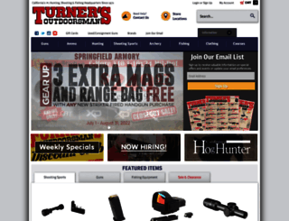 turners.com screenshot
