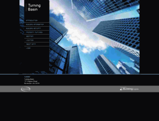 turningbasin.buildingengines.com screenshot