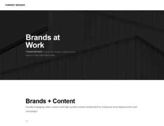turnkeybrands.com screenshot