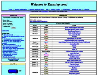 turnstep.com screenshot