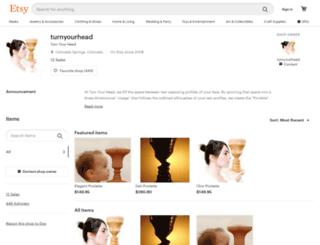 turnyourhead.com screenshot