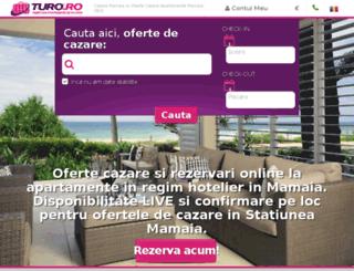 turo.ro screenshot