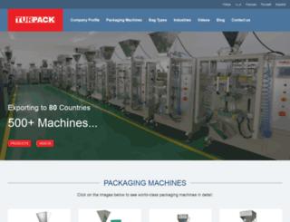 turpack.com screenshot