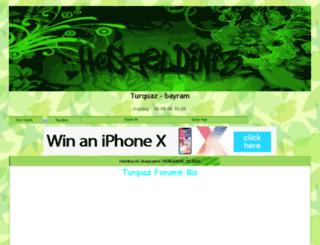 turquaz.forumm.biz screenshot