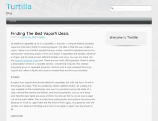 turtilla.com screenshot