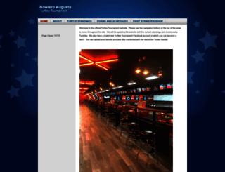 turtle-tournament.com screenshot