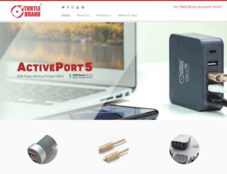 turtlebrand.com screenshot