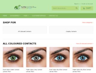 turtlecontacts.ca screenshot