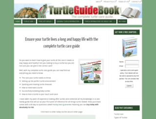 turtleguidebook.com screenshot