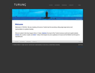 turunc.com.tr screenshot