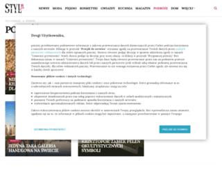 turystyka.interia.pl screenshot