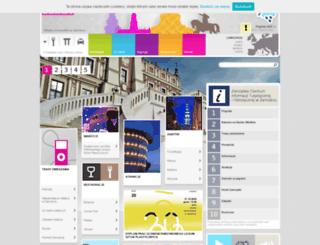 turystyka.zamosc.pl screenshot