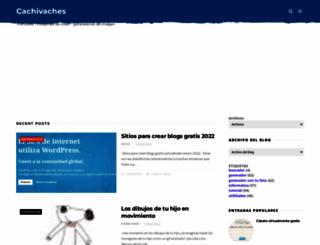 tuscachivaches.blogspot.co.uk screenshot