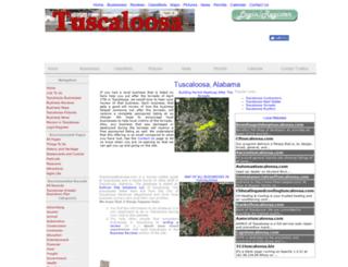 tuscaloosabusiness.com screenshot