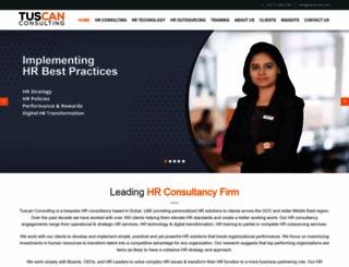 tuscan-me.com screenshot