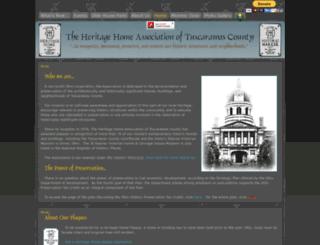 tuschha.org screenshot