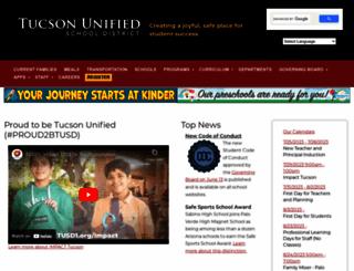 tusd1.org screenshot