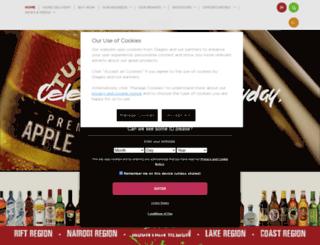 tuskerlager.com screenshot