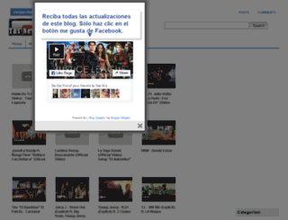 tusnewvideos.blogspot.com screenshot