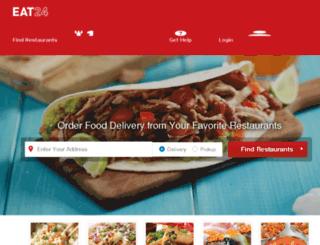 tustin.eat24hours.com screenshot