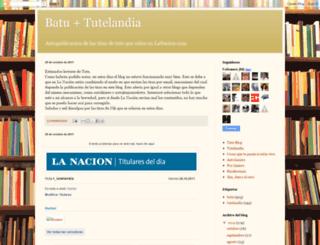 tutelandia.blogspot.com screenshot