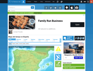 tutiempo.net screenshot